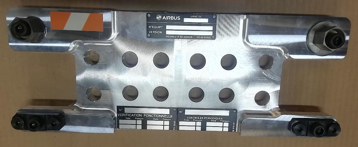 Grille de perçage A320