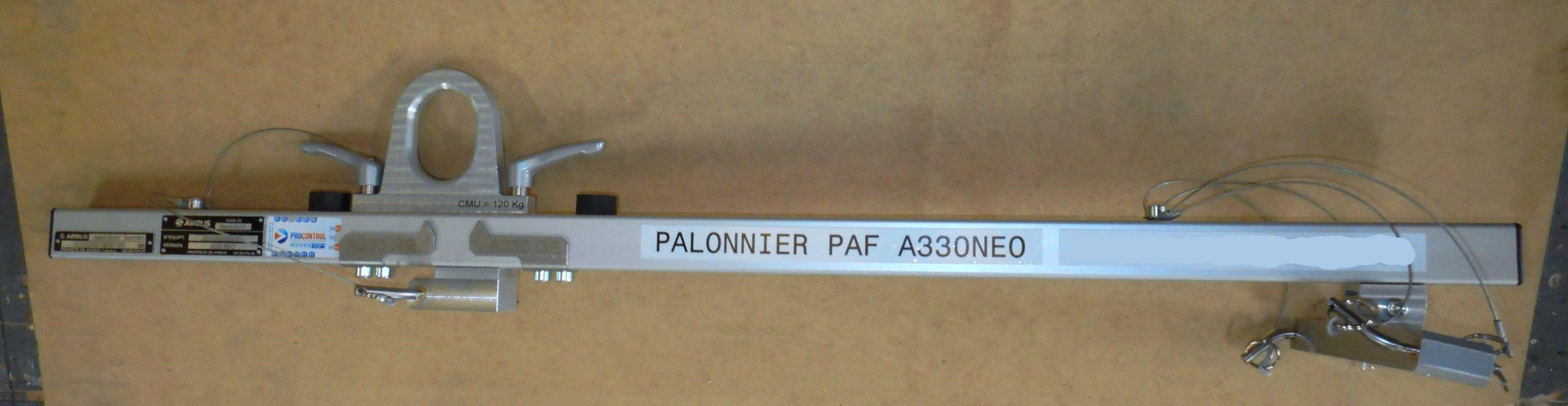 Palonnier PAF